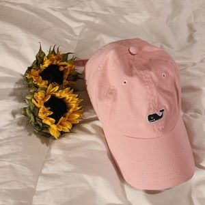 Vineyard Vines Pink Hat